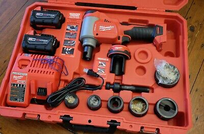 Milwaukee 10 Ton Force Logic Knockout Kit Model 2676-22 - Unused