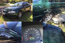 2001 Mitsubishi Lancer (manual) $2200 ONO Morisset Lake Macquarie Area Preview