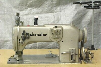 Bernina 217 1-needle Zigzag Industrial Sewing Machine 110v W Cloth Puller.