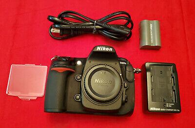~1500 Clicks! Nikon D300S 12.3 MP Digital SLR Camera Body - Mint Conditions.