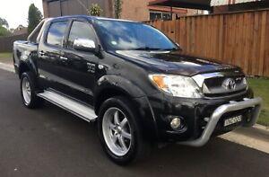 2007 Toyota Hilux SR5 Dual Cab Auto 4x4 4.0i North Parramatta Parramatta Area Preview