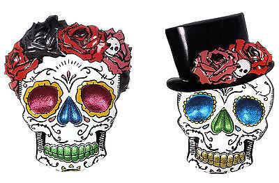 en Wanddekoration Halloween Deko La Catrina 72060 72061 (Catrina Tag Der Toten)