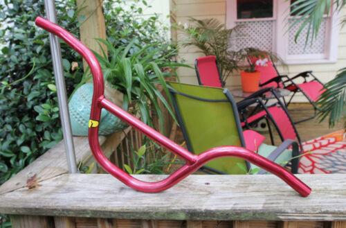 Vintage BMX Handle Bars ~ Aluminum Powerlite Power Bend ~ Used