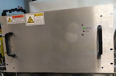 8458 Spellman High Voltage Power Supply Assy Fib 405808-002 Fibx3434