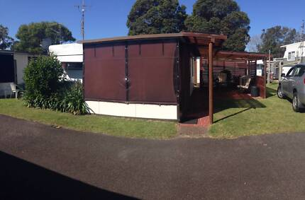 Onsite holiday van in gorgeous Fingal Bay, Port Stephens Fingal Bay Port Stephens Area Preview