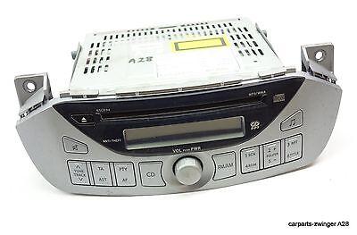 JVC MP3 CD AUX Bluetooth USB Autoradio für Nissan Pixo UA0 09-13 Suzuki Alto GF