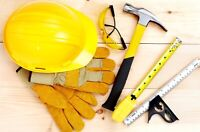 Handyman/contractor available for small and large jobs
