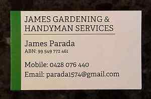 Local Gardening & Handyman Service Gloucester Gloucester Area Preview