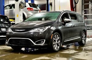 2017 Chrysler Pacifica LIMITED * CAMERA 360 * TOIT * DVD *HITCH*