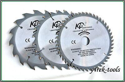 165mm X 16mm X 48t Tct Cordless Circular Saw Blade For Dewalt Makita Ryobi Bosch