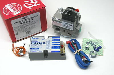Robertshaw 712-017 Intermittent Pilot Ignition System For Natural Gas