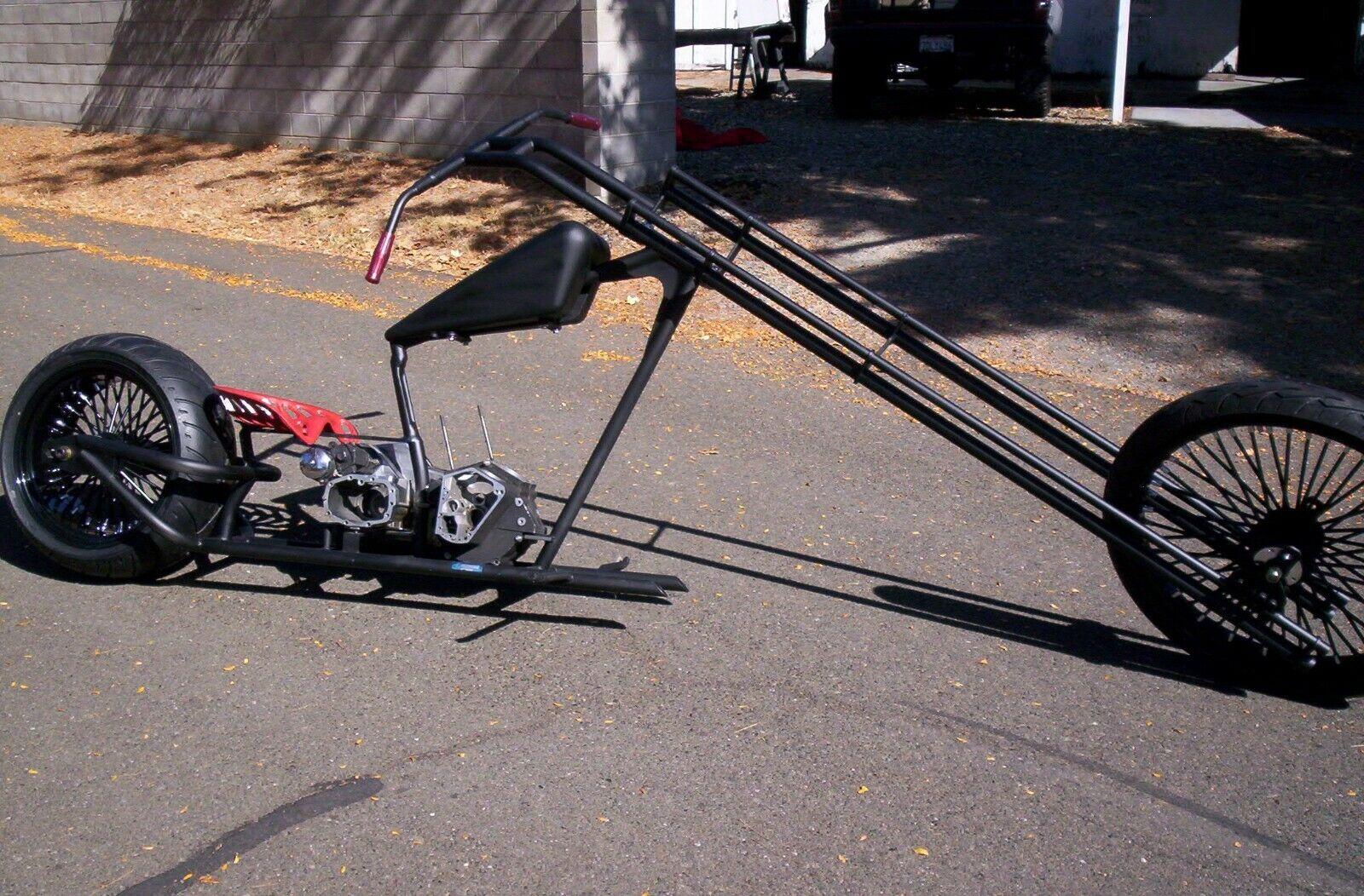 New 2020 chopper project bike.