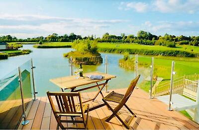 Lodges for sale with 50 year license, 12 month season park, free facilities!