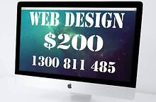 Web Design From $200 Sydney City Inner Sydney Preview