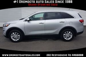 2017 Kia Sorento 2.4L LX ALL WHEEL DRIVE, HEATED SEATS, LARGE...