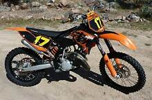 2007 KTM 125 SX, will swap for KTM 250 SX Yarrawonga Mudgee Area Preview