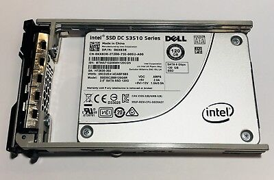 WRTYP 0WRTYP MZ-7LM120A DELL 120GB 6G SFF 2.5/'/' SATA SSD FOR R710 R720 R910 R920
