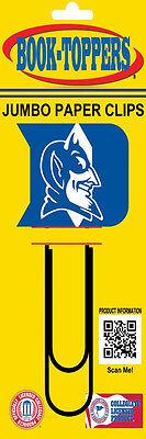 Duke Blue Devils Mascot Jumbo Paper (Duke Blue Devils Paper)