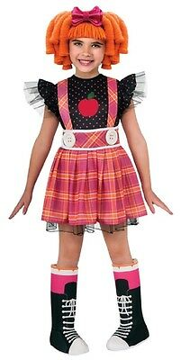 Bea Spells-A-Lot Lalaloopsy Rag Doll Fancy Dress Up Halloween Child Costume - A Doll Costume