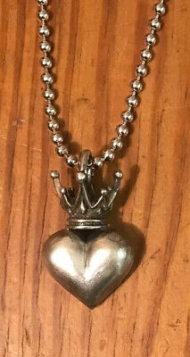 Baby King Crown (- SALE - AUTHENTIC King Baby Big Heart and Crown)