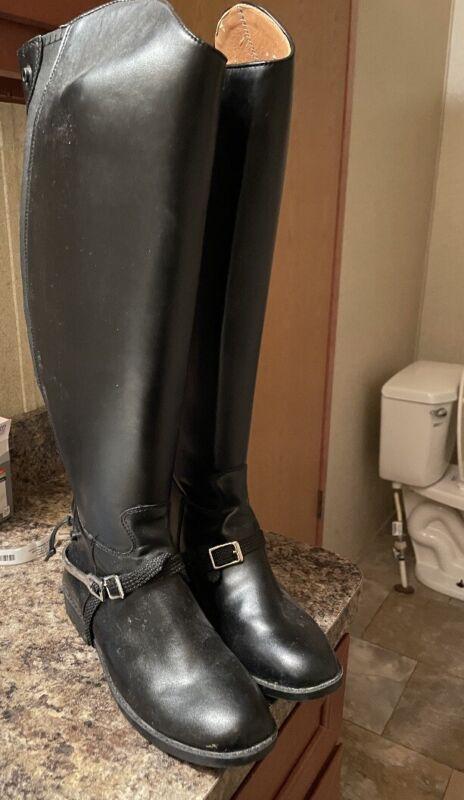 Saxon English Riding Boots