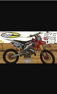 LOOKING FOR A 125 2 STROKE 2004 OR NEWER
