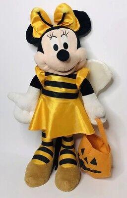 Gemmy Disney Minnie Mouse Halloween Bumble Bee Porch Door Greeter 24