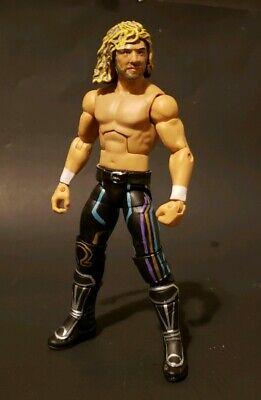 WWE CUSTOM ELITE KENNY OMEGA FIGURE NJPW CHAMPION BULLET CLUB MATTEL ROH