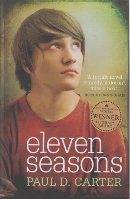 Eleven Seasons by Paul D. Carter BRAND NEW!