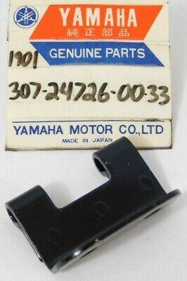 NOS GENUINE <em>YAMAHA</em> XS650 CS5 LS2 TX750 XS500B SEAT HINGE BRACKET 307 2