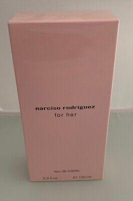 Narciso Rodriguez For Her Eau De Toilette Spray 3.3 Fluid Ounces For Women