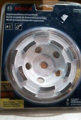 Bosch Dc 4510h Segmented Diamond Cup Wheel 4 12 Free Shipping