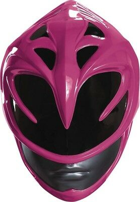 Power Ranger Colors (Power Rangers Movie (2017) Adult Helmet - Multiple)