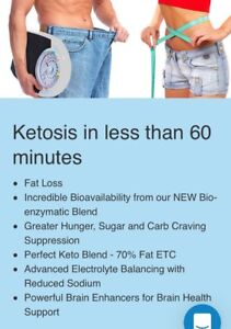 The world leader in Keto supplements. Under 4.00/day