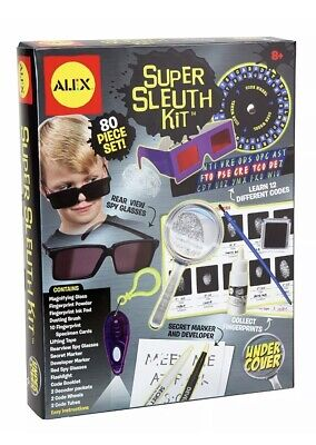 Spy Stuff For Kids Gear Gadgets Kits Best Rated Toys Equipment Gifts Items