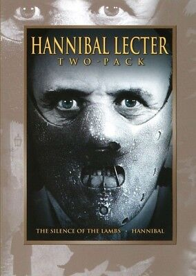 Hannibal Lecter Two-Pack The Silence of the Lambs - Hannibal, Anthony Hopkins