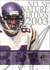 Randy Moss Autograph Football Cards