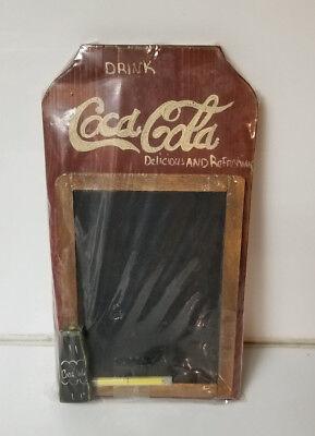 Coca Cola Chalk board country kitchen decor