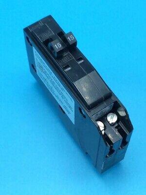 New Circuit Breakers Square D Qo1515 15 Amp 1 Pole 120240v Tandem Twin No Hook