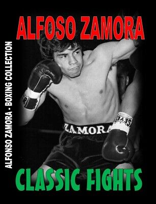 Alfonso Zamora (very rare-Classic Fights)