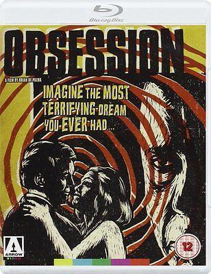 Obsession (1976) Brian De Palma Blu-Ray BRAND NEW Free Ship - USA Compatible