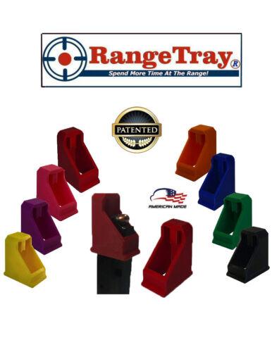 NEW RangeTray Range Tray Magazine Loader SpeedLoader for Glock 43 9mm 9 mm RED