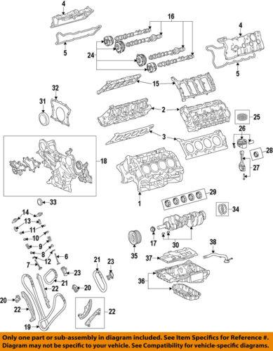 Lexus TOYOTA OEM 07-13 LS460-Engine Intake Valve 1371138031 | eBayeBay