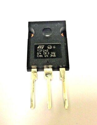 Tip142 100v 10a Npn Darlington Transistor Lot Of 10