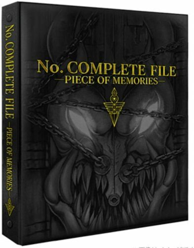 Yu-Gi-Oh Duel Monsters No. Complete File - Piece Of Memories - FedEx Shipping
