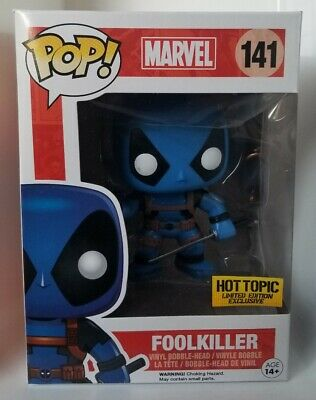 Funko Pop! Deadpool: Foolkiller-Hot Topic Exclusive