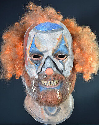 Officially Licensed Schitzo Deluxe Full Head Mask from Rob Zombie's