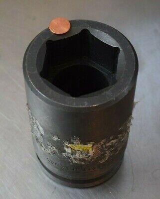 Wright 84939 1-12 Dr 2-716 Size Sae Impact Socket 6 Point - Heavy Duty