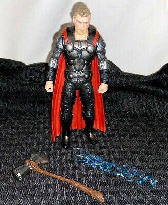 Marvel Legends Loose Figure Thor from Thanos BAF Series Complete