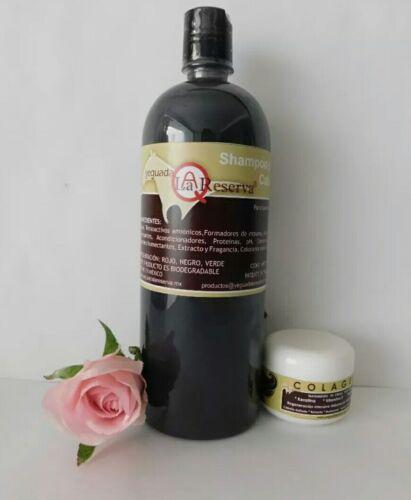 Yeguada La Reserva Shampoo 1 liter & Colageno 60gr. Organic